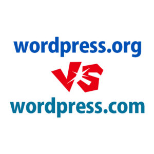 「wordpress.org」と「wordpress.com」の違いを解説。どっちがオススメか?